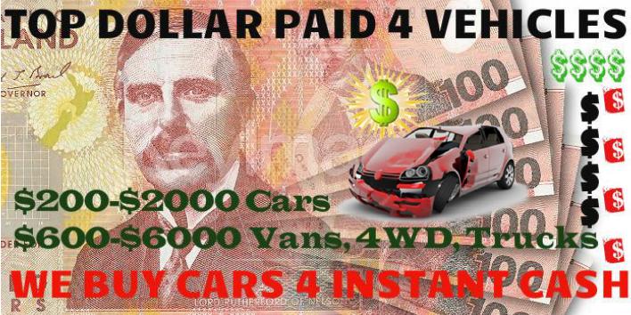 Cash for car Christchurch, Cash for car Canterbury