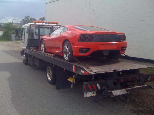 car removal Auckland photos